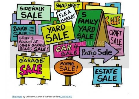Magnolia Walk Neighborhood Garage Sale